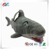 도매 싼 회색 연약한 상어 장난감