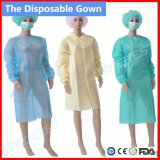 Nuguard 비 길쌈된 처분할 수 있는 간호 또는 간호원 겉옷