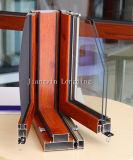 Châssis de fenêtre faits par profil d'alliage d'aluminium