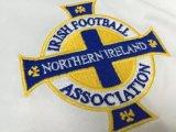 ユーロの2016年の北アイルランドのサッカージャージー