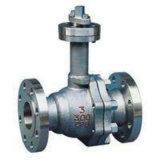 Valvola a sfera industriale di temperatura insufficiente ASME di rf 2PC