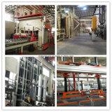 Hochwertiger automatischer Spanplatten-Produktionszweig OSB Produktionszweig MDF-heiße Presse-Maschine