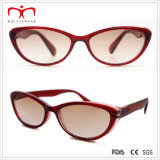 Ladies Sun Reader Glasses with Butterfly Shaped (WRP503055)