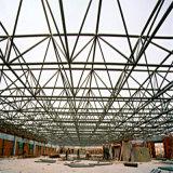 조립식 고품질은 강철 구조물 프레임 저장 헛간 작업장을 조립식으로 만들었다