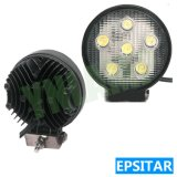 18W 4.5inch Epistar 옥외 자동 작동 램프 LED 일 빛