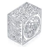 Покрынное золотом кольцо ювелирных изделий цвета без камня для женщин