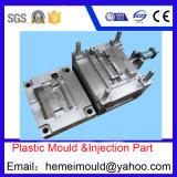 A alta qualidade da manufatura de China de alumínio morre a modelagem por injeção plástica de carcaça