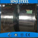 Z275 galvanizou as tiras de aço/zinco laminado a alta temperatura a tira de aço galvanizada revestida