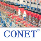 Сварочный аппарат панели сетки горячего сбывания полуавтоматный ограждая (HWJ 2500 с линией проводом и перекрестным проводом 3-8mm)