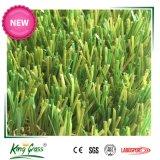 35mmの人工的な草の庭の景色および総合的な芝生を美化すること