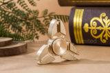 Filatore di rame di irrequietezza del triangolo dell'oro per alleviare i giocattoli della mano di sforzo di ansia di Adhd