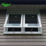 Современные используется ПВХ тент окна в цокольном этаже