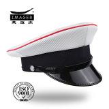 Kundenspezifischer Marine-Offizier-Masken-Schutzkappen-Großverkauf