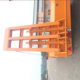 Gooseneck 3 van het Vervoer van het graafwerktuig Semi Aanhangwagen van Lowbed van het Bed van Lowboy van de As de Lage met de Prijs van de Fabriek