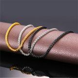 人の女性のネックレスのための工場価格のネックレスの宝石類の金の鎖