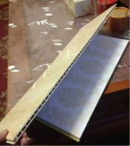反紫外線薄板にされた屋外の合成物WPCの壁パネル