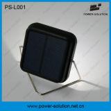 Portable de Pouvoir-Solution 2 ans de garantie et mini lampe de relevé actionnée solaire accessible de DEL