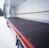 le bus de treillis métallique de faisceau de 12mm Combi parquetant le film antidérapage a fait face au contre-plaqué