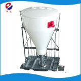 Alimentatore bagnato asciutto automatico dell'acciaio inossidabile della strumentazione di azienda agricola del maiale