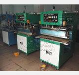 machine de soudure à haute fréquence de PVC 10kw pour la soudure de bâche de protection