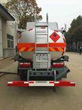 De op zwaar werk berekende Vrachtwagen van de Tanker van de Brandstof van Dongfeng 8000L van de Vrachtwagen