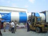Silo de cimento para máquina de bloqueio / tijolo, tanque de cimento para bloco