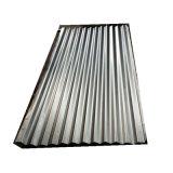 Strato ondulato del tetto del piatto d'acciaio del lustrino normale G60