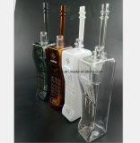 11.81 pouces de frère de téléphone de tube en verre de narguilé