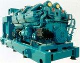 central energética Diesel do jogo de gerador de Cummins da potência à espera da taxa 2500kVA