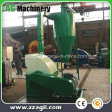 高い粉砕のレートの携帯用穀物の製造所の供給のハンマー・ミルの粉砕機