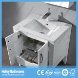 De Amerikaanse Ijdelheid van de Badkamers van de Stijl Compacte Stevige Houten met het Kabinet van de Spiegel (BV204W)