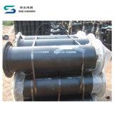 ISO2531 ковких чугунных Чугунные трубы K9 Бесшовная труба для водоснабжения