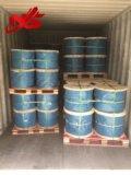 Corde bleue 6X37+FC de fil d'acier de brin de la graisse une