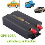 Perseguidor caliente Tk103A del GPS del vehículo de la venta con el androide e IOS Apps