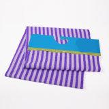 Vario tessuto della striscia di Microfiber di colore per il disegno del cliente