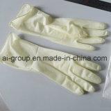 Порошок свободного одноразовые перчатки из латекса