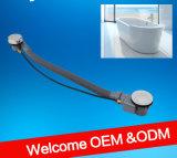 Gute Qualitätsnützliches Dienstbadezimmer-flexibles Abflussrohr für Badewanne