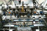 Halbautomatische Flachbett sterben lochende Maschine für Sammelpack-Industrie