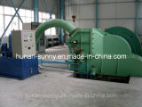 Energias hidráulicas do Turbine-Generator/de Pelton do único bocal hidro (água)/gerador de Hydroturbine