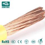 O fio de massa de 16mm/o fio elétrico e o cabo 16mm/16 AWG Fio de cobre sólido