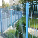 Жительства сварной проволочной сеткой стены безопасности
