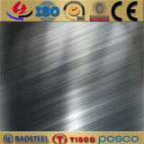PVD bedekte de Zwarte Hairline Oppervlakte van het Blad van het Roestvrij staal van de Kleur met een laag