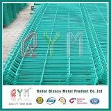 Sicherheit geschweißte 3D Maschendraht-Zaun-Metallzaun-Panels