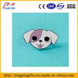 Distintivo molto popolare dello smalto del cane del fumetto