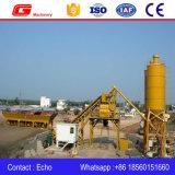 Pianta d'ammucchiamento concreta in lotti Hzs40 con il silo di cemento 50t