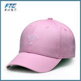カスタマイズされた帽子の大人の男女兼用の偶然の固体調節可能な野球帽