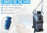 Q-Switched Verwijdering van de Tatoegering van de Laser van Nd YAG