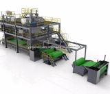 2018 Nuevo Diseño Ss Tejido sin tejer que hace la máquina Línea de producción de Nonwoven