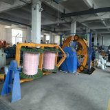 Máquina da fabricação de cabos do fio de BVV