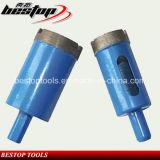 Drilling инструменты сушат/влажное пустотелое сверло диаманта сдержанное для камня гранита/мраморный/бетона